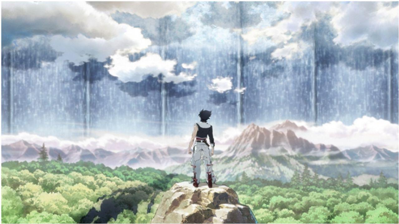谷口悟朗監督x中島かずきさんが手がけるオリジナルTVアニメ『バック・アロウ』始動!キャストに梶裕貴さんが決定