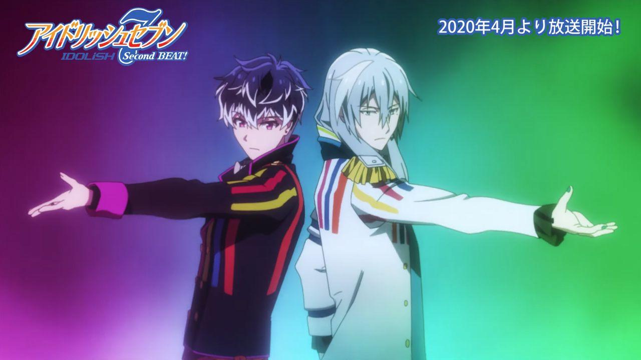 TVアニメ『アイナナ Second BEAT!』第1話がYouTubeほかで先行無料配信開始!Re:valeが本格的に登場