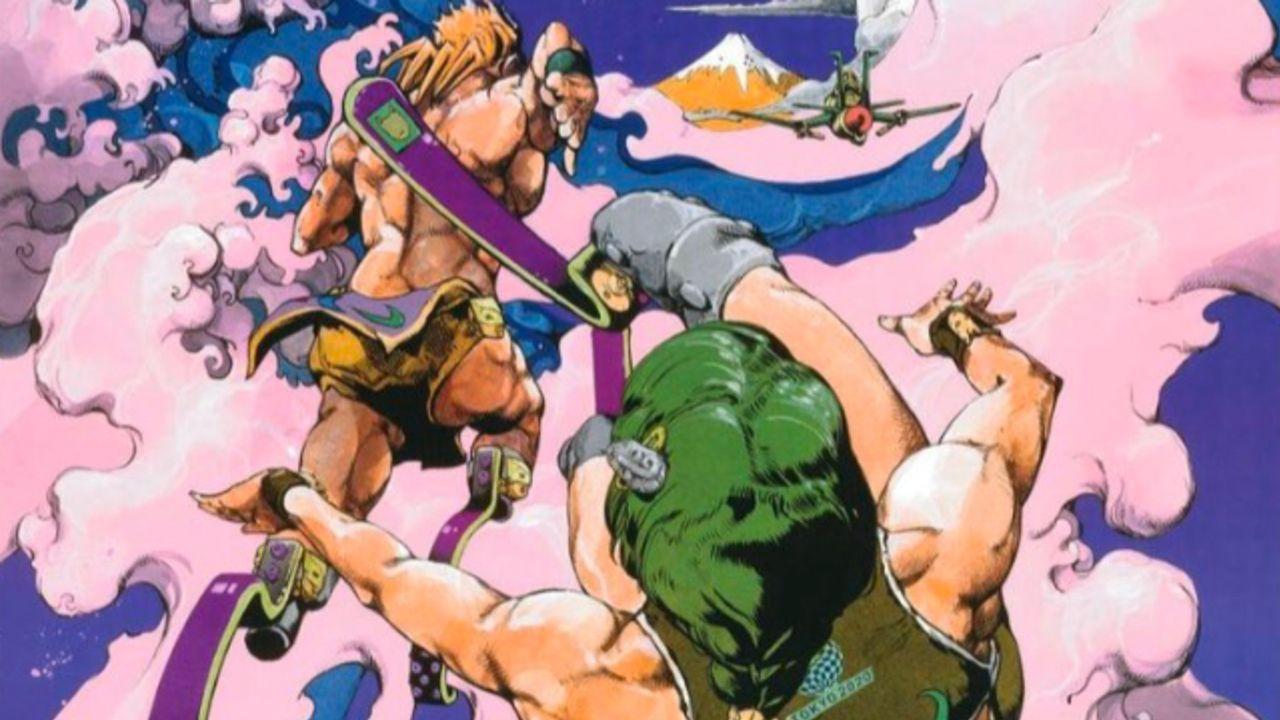 """散りばめられた""""ジョジョみ""""を見つけよう!『ジョジョの奇妙な冒険』荒木飛呂彦先生の「東京2020」アートポスター公開"""