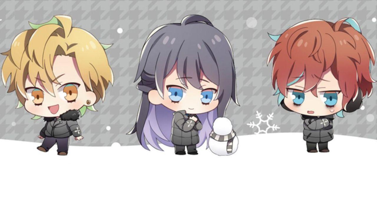 『ヒプマイ』さっぽろ雪まつりに初出展!6ディビリーダーの雪像が登場&ダウンジャケットが暖かそうな描き起こし公開