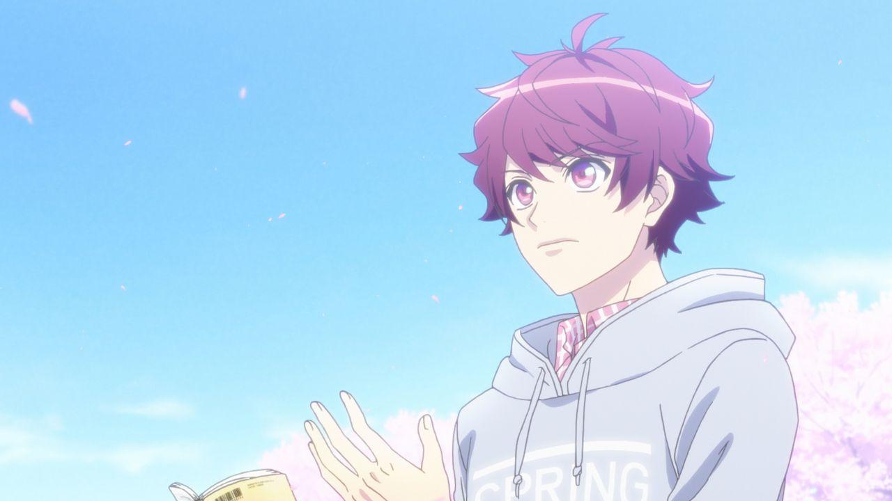 TVアニメ『A3!』真剣な眼差しの咲也たち!第1話「満開の未来へ」先行カット&あらすじ到着