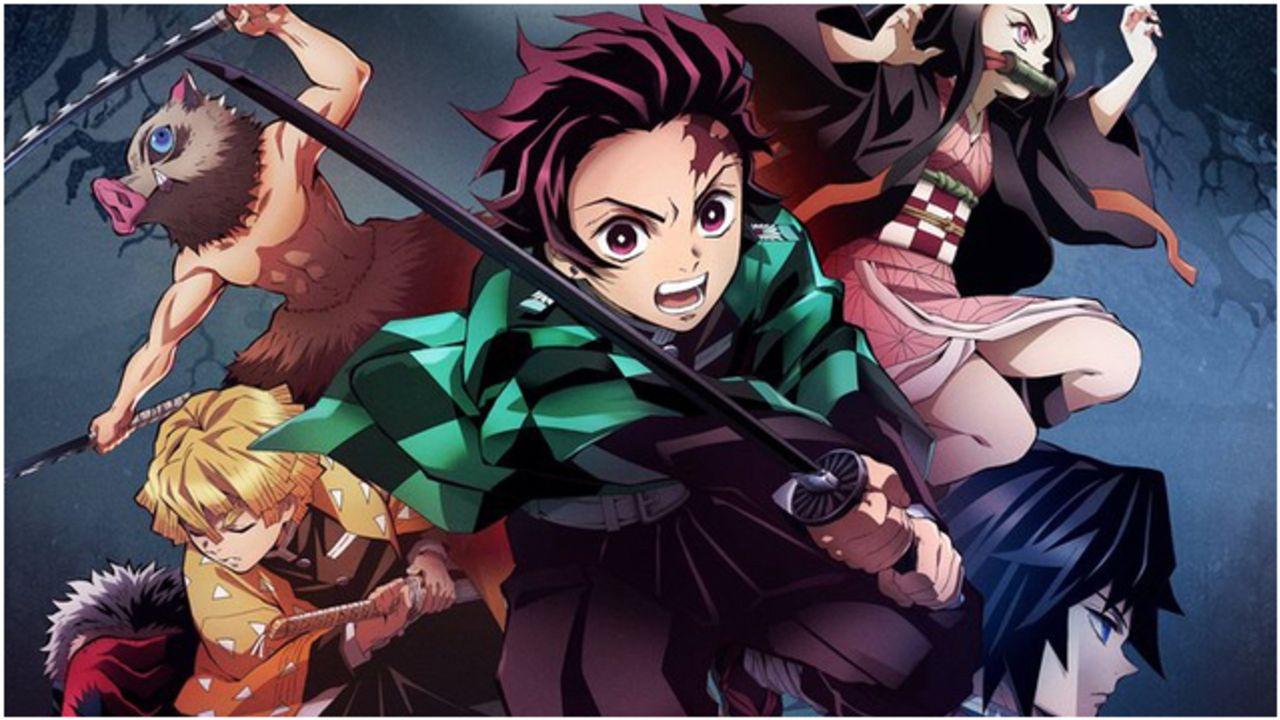 TVアニメ『鬼滅の刃』無料配信開始!動画配信サービス「GYAO!」で1話ずつ更新中&劇場版公開前に全話を振り返ろう!