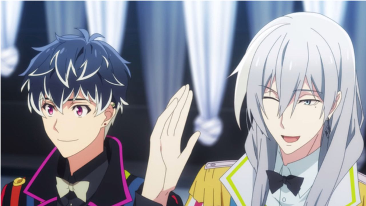 TVアニメ『アイナナ Second BEAT!』Re:valeの魅力が詰まったPV公開!IDOLiSH7に悪戯を仕掛ける姿&カッコいいダンスシーンも