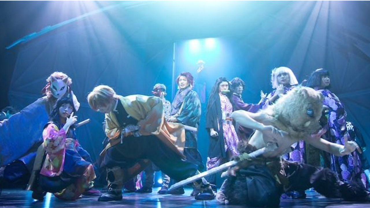 舞台『鬼滅の刃』炭治郎役・小林亮太さんらキャスト陣が公演初日の様子を公開!BD・DVDの発売&千秋楽のライブ配信も決定