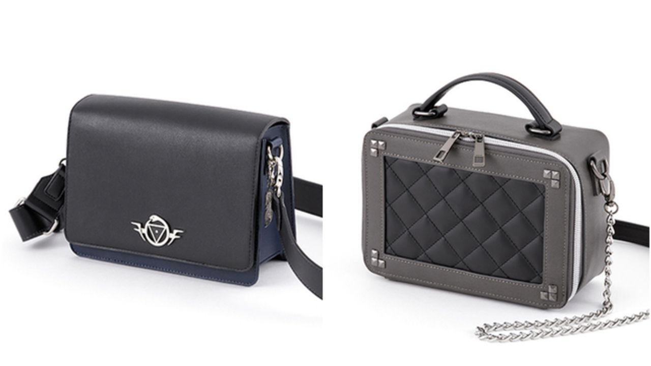 アプリ『IdentityV 第五人格』占い師・納棺師・白黑無常・写真家モデルのバッグが登場!モノトーンでシックなデザイン全4種