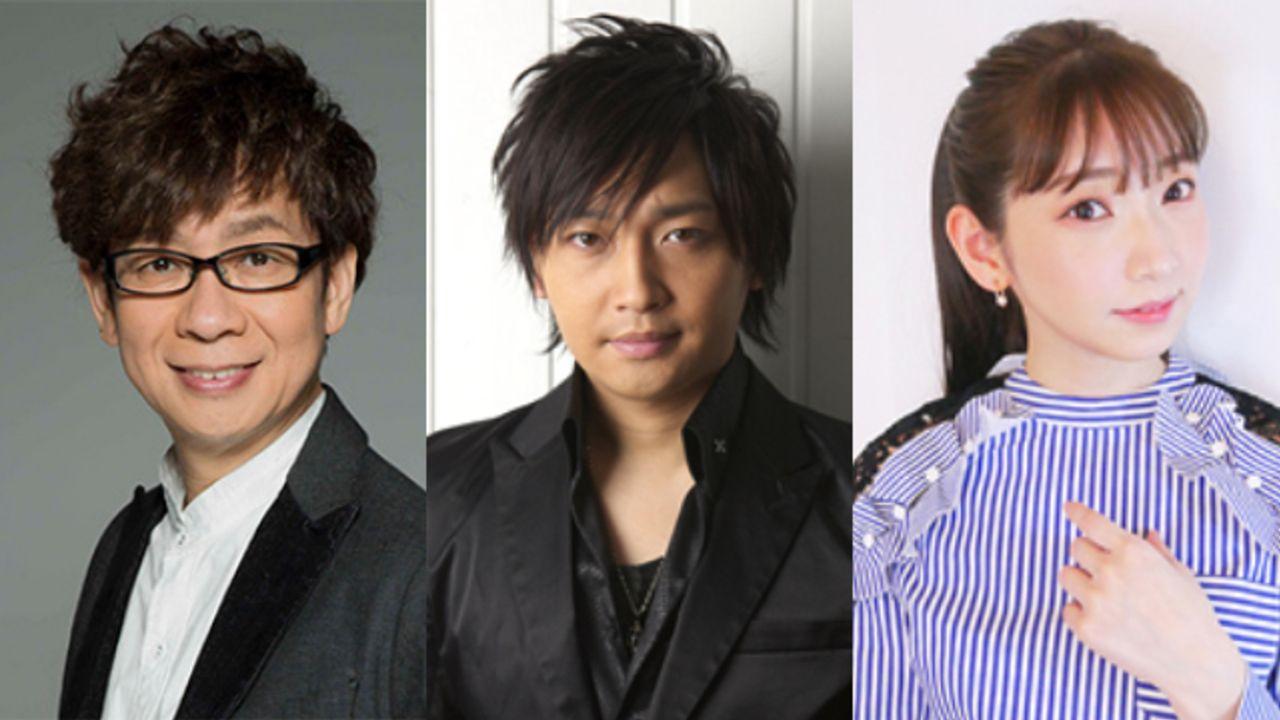 『ソニック・ザ・ムービー』吹き替え版で中村悠一さん&井上麻里奈さんが夫婦役に!山寺宏一さんは悪の天才科学者ドクターを担当