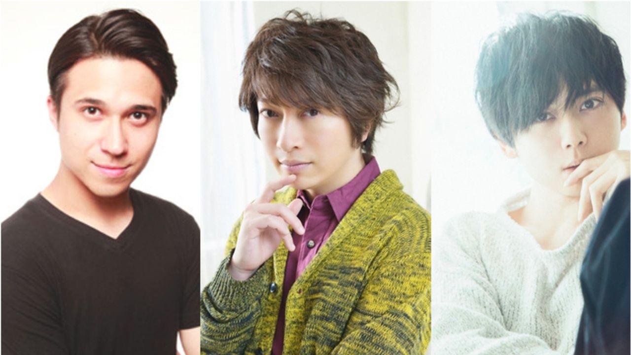 小野大輔さん、梶裕貴さん、木村昴さんら10人の豪華声優陣が無声映画を生吹替え!ボイスシネマ「声優口演2020」開催決定