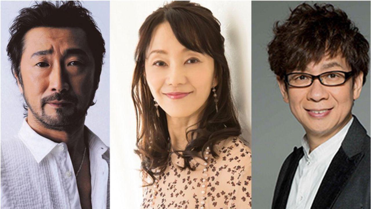 『攻殻機動隊』最新作のキャストに田中敦子さん、大塚明夫さん、山寺宏一さんらが続投決定!ティザービジュアル&OP入り予告公開