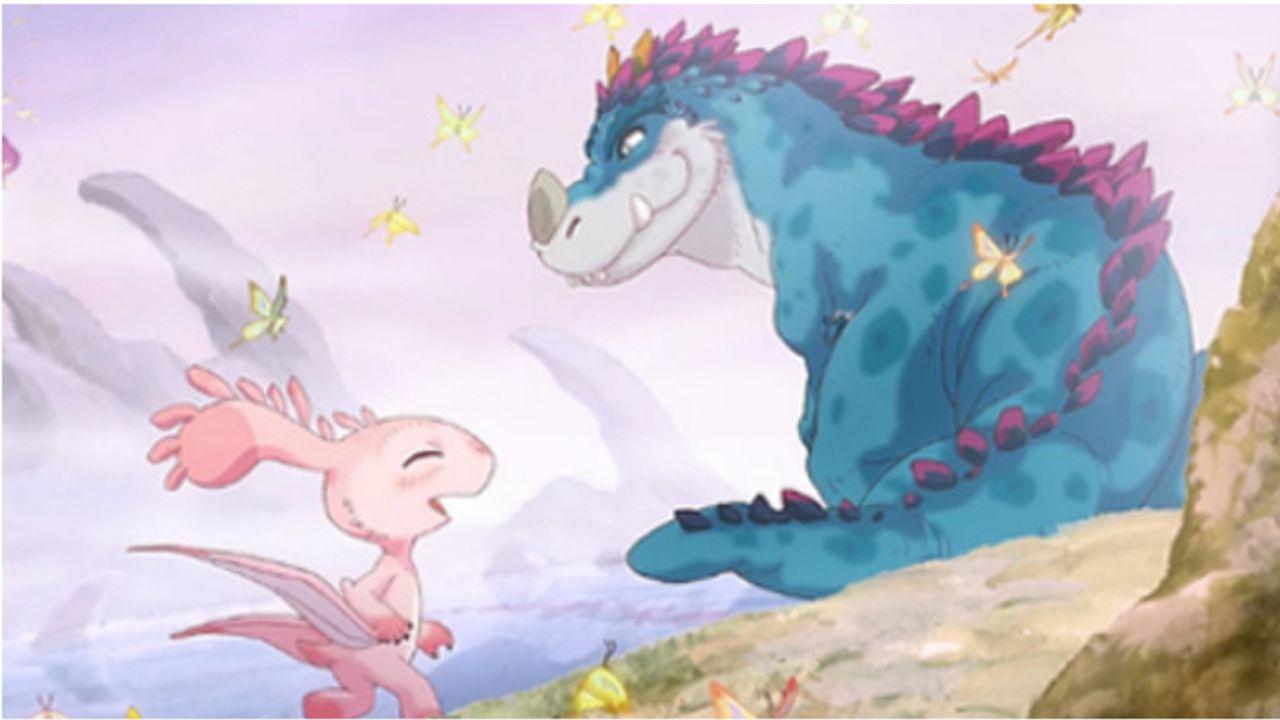 人気絵本原作の長編アニメ映画『さよなら、ティラノ』2020年夏公開!三木眞一郎さん、森川智之さんらが集結!故・石塚運昇さんの名前も