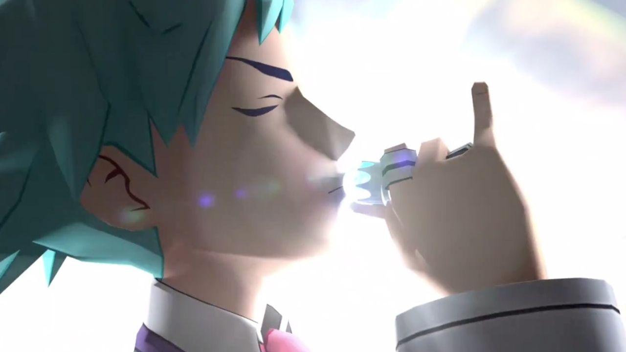 """『ポケマス』""""一番強くてすごい""""ダイゴ登場決定!石にキスする神々しい横顔&メタグロスの特別映像公開!これは嬉しい大誤算"""