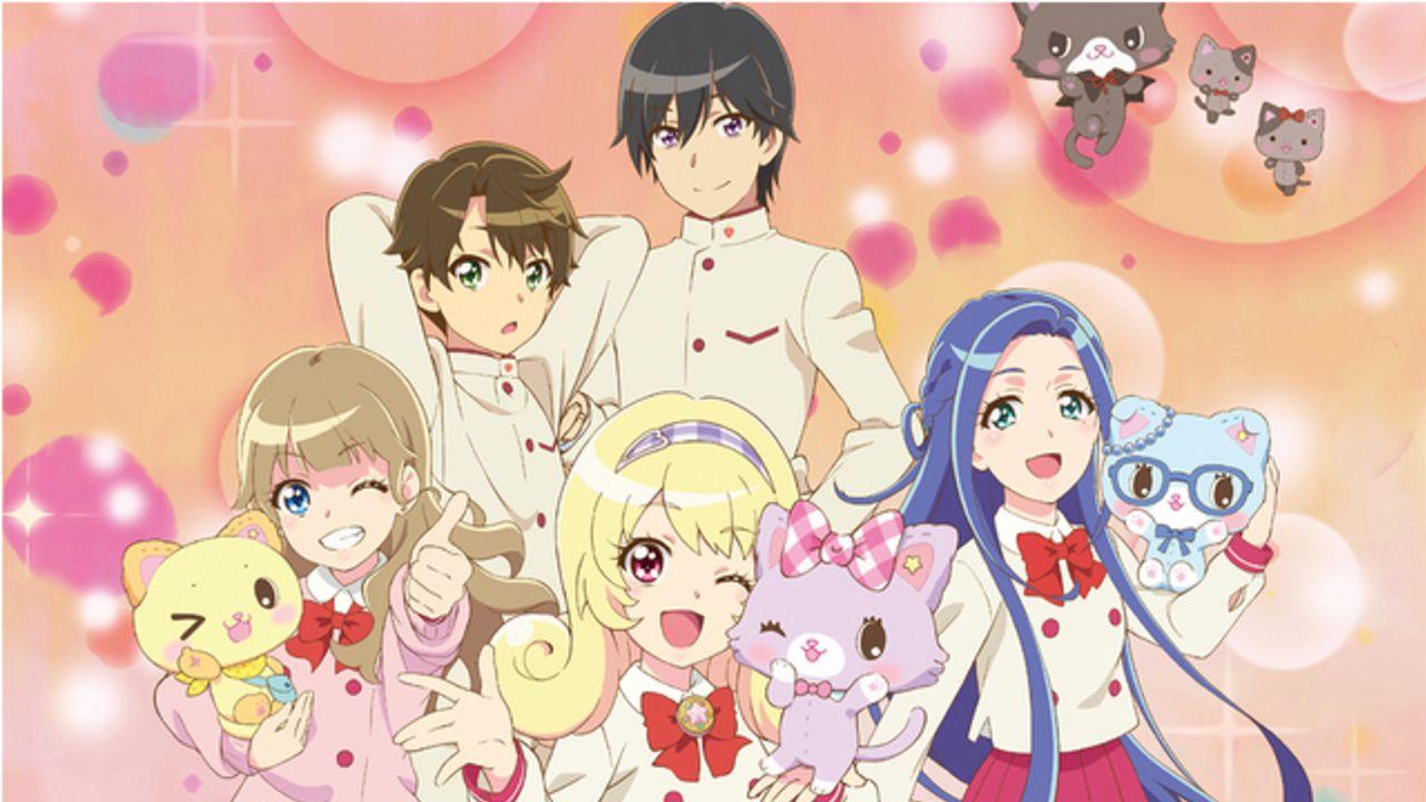 サンリオキャラ原作のTVアニメ『ミュークルドリーミー』キャストに釘宮理恵さん、小林裕介さんらが発表!ビジュアル公開&グッズ情報も