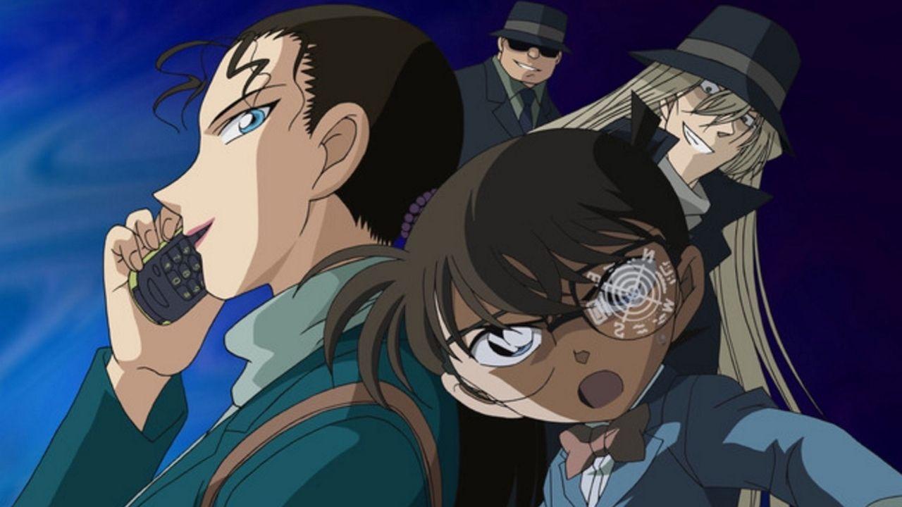 TVアニメ『名探偵コナン』黒の組織に関わる話数のデジタルリマスター版が放送決定!