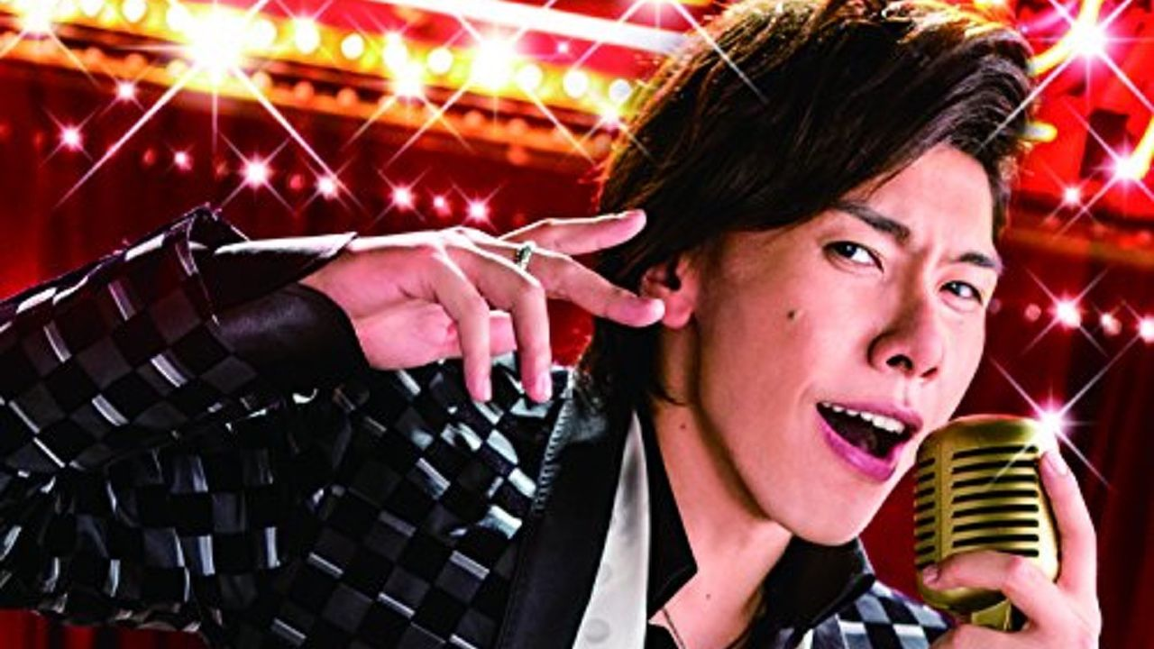 佐藤拓也さんの2ndシングルのジャケット写真が公開!眼力すごい!魅力的なジャケット