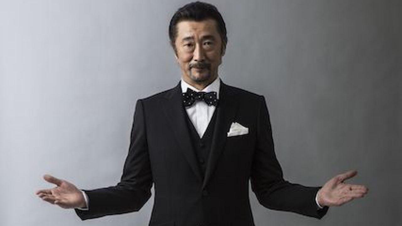 大塚明夫さんがデパートの精霊!?大塚明夫さん主演のTV通販番組が4月より放送開始!