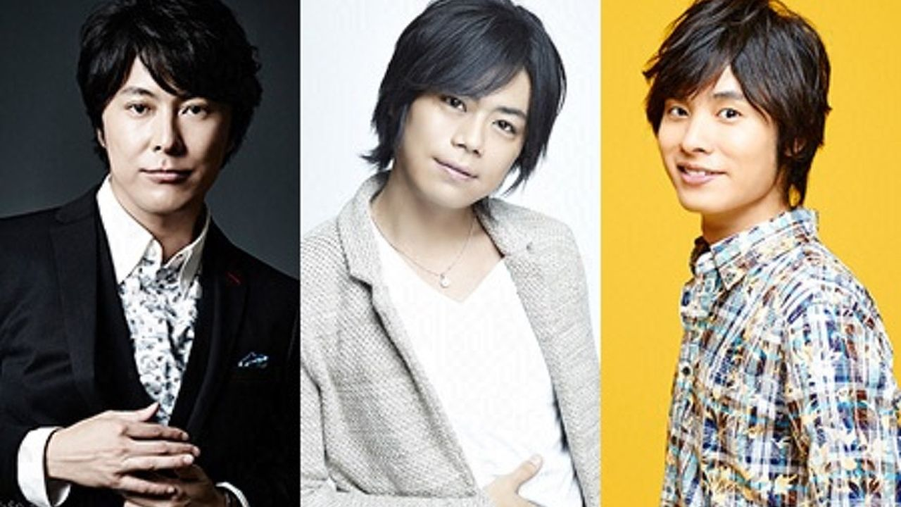 Kiramune冠バラエティ番組が特番で放送決定!浪川大輔さん、吉野裕行さん、岡本信彦さんが出演