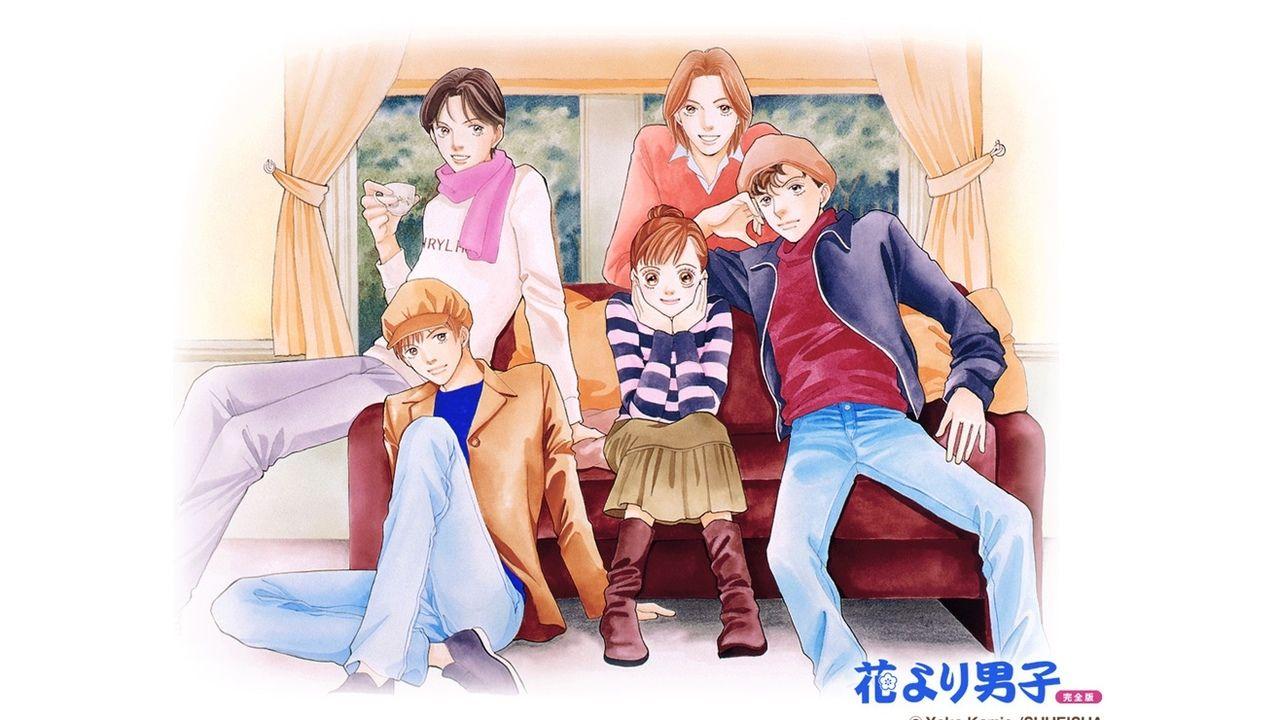 井上真央さん出演『花より男子』特別編集版が放送決定!あの感動がもう一度!