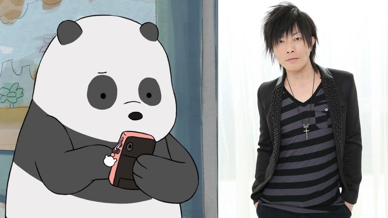 谷山紀章さんがパンダ!春アニメ『ぼくらベアベアーズ』3匹のクマのキャスト発表!