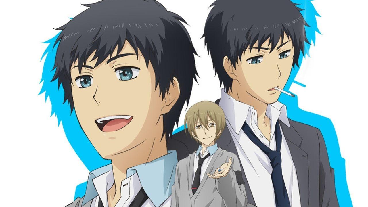 『ReLIFE』追加キャスト公開、舞台化も決定!小野賢章さんはアニメと舞台でW主演!