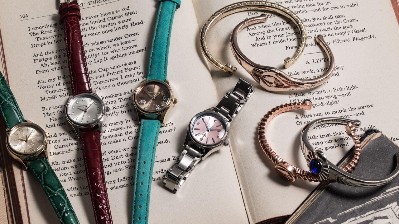 『七つの大罪』デザインに注目!オシャレで可愛いコラボ腕時計&バングル登場!