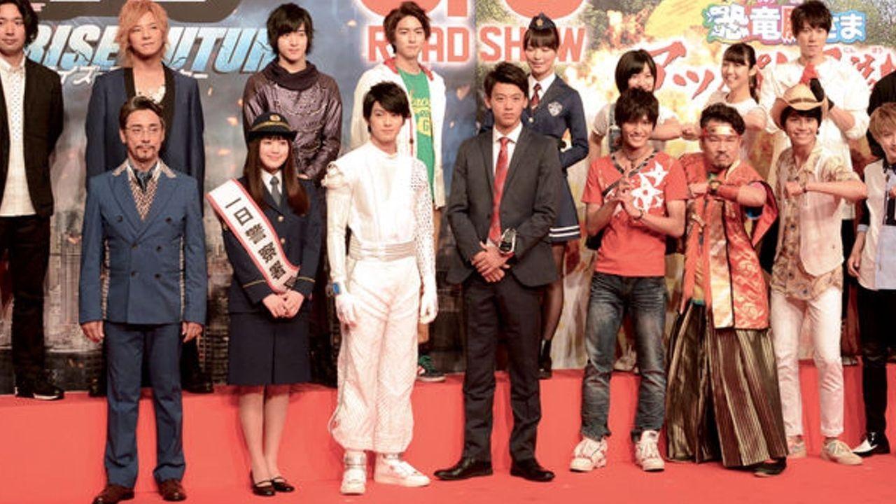 時空を超えた親子の再会『仮面ライダードライブ』真剣佑さんがTwitterを開始!