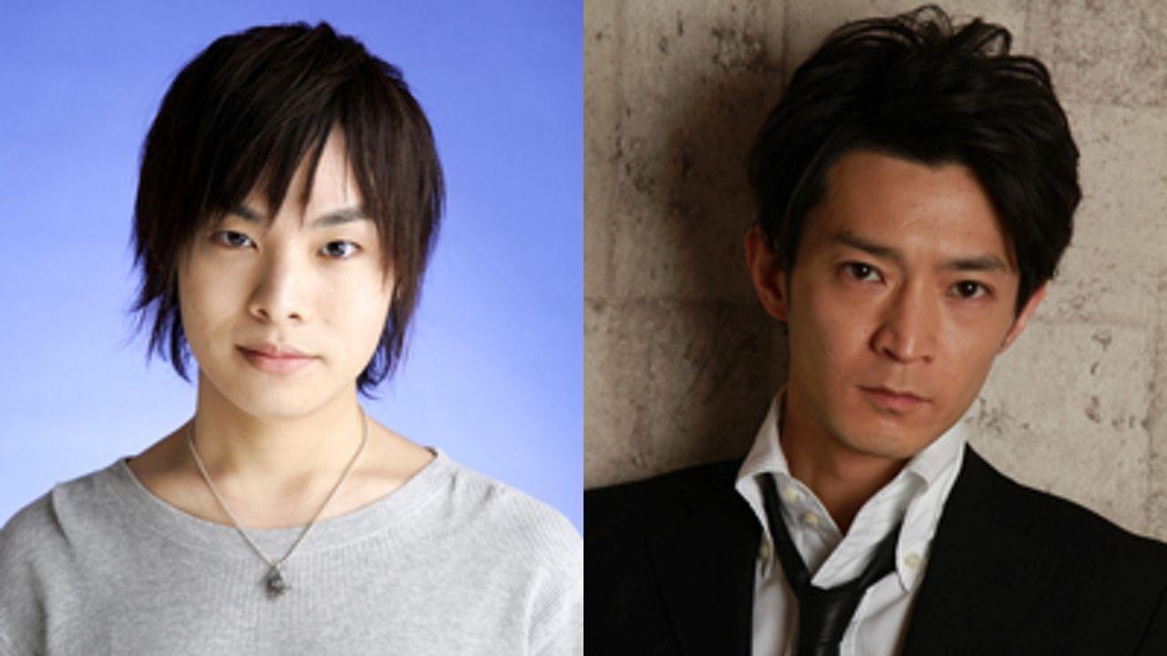 本日5日放送!岡本信彦さん、津田健次郎さんが「ニコラジ」に出演!2人プライベートとは?