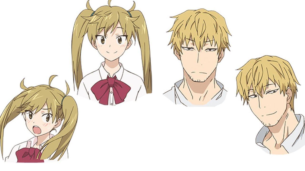 夏アニメ『甘々と稲妻』の追加キャスト公開!戸松遥さん&関智一さんが出演!