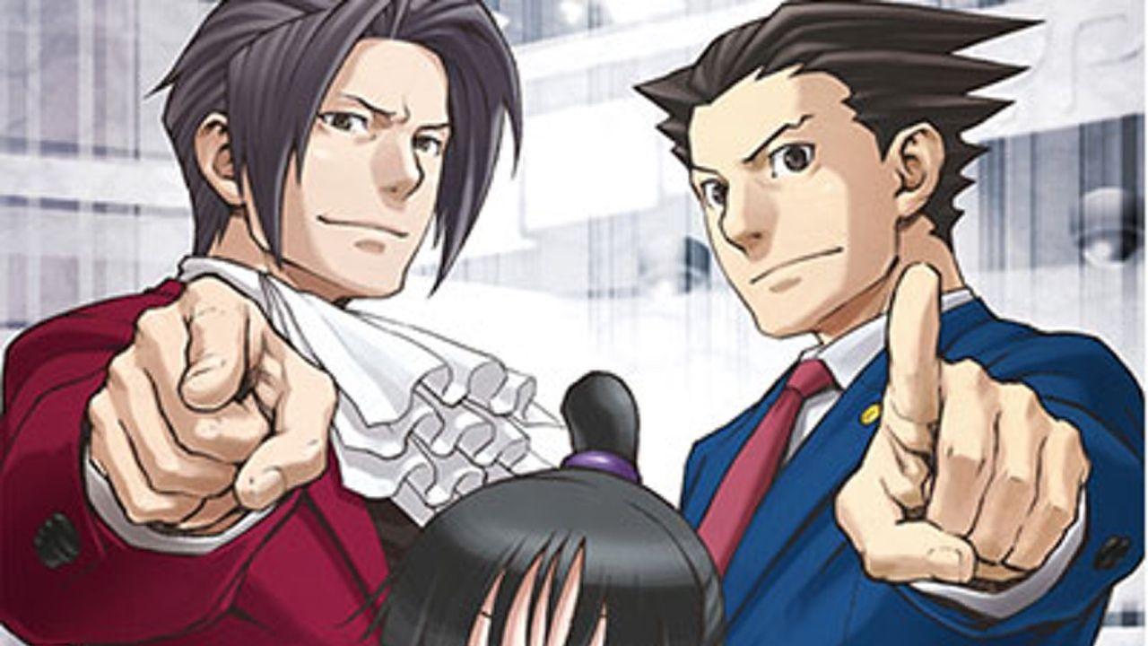 『逆転裁判』×ジョイポリス コラボイベントが大阪 梅田ジョイポリスで開催決定!