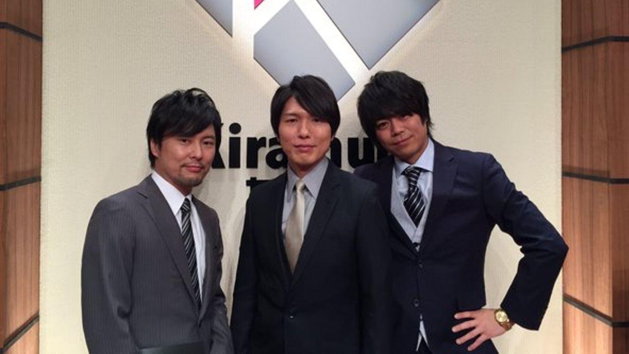 『KiramuneカンパニーR/L』2本同時レギュラー決定!記念すべき第1話のゲストは…?