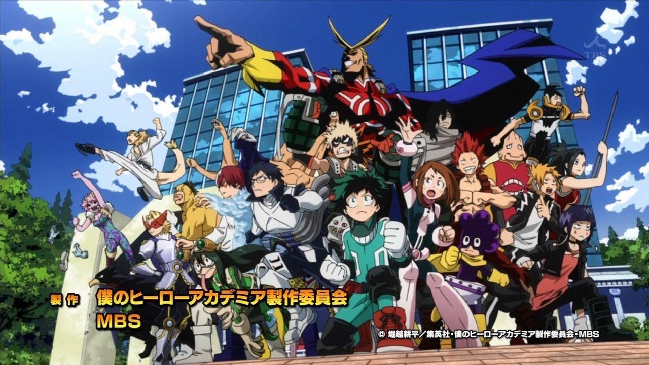 『僕のヒーローアカデミア』1話感想 王道ヒーローアニメ!無個性も個性の一つ!