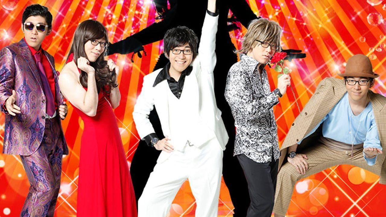 お祭り男「小野友樹さん」が1年ぶりに帰ってくる!『パーティーマン2』リリース決定!