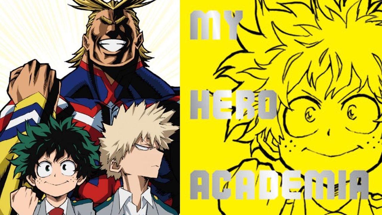 『ヒロアカ』BD&DVD第1巻のジャケット公開!7月には単独イベントの開催決定!