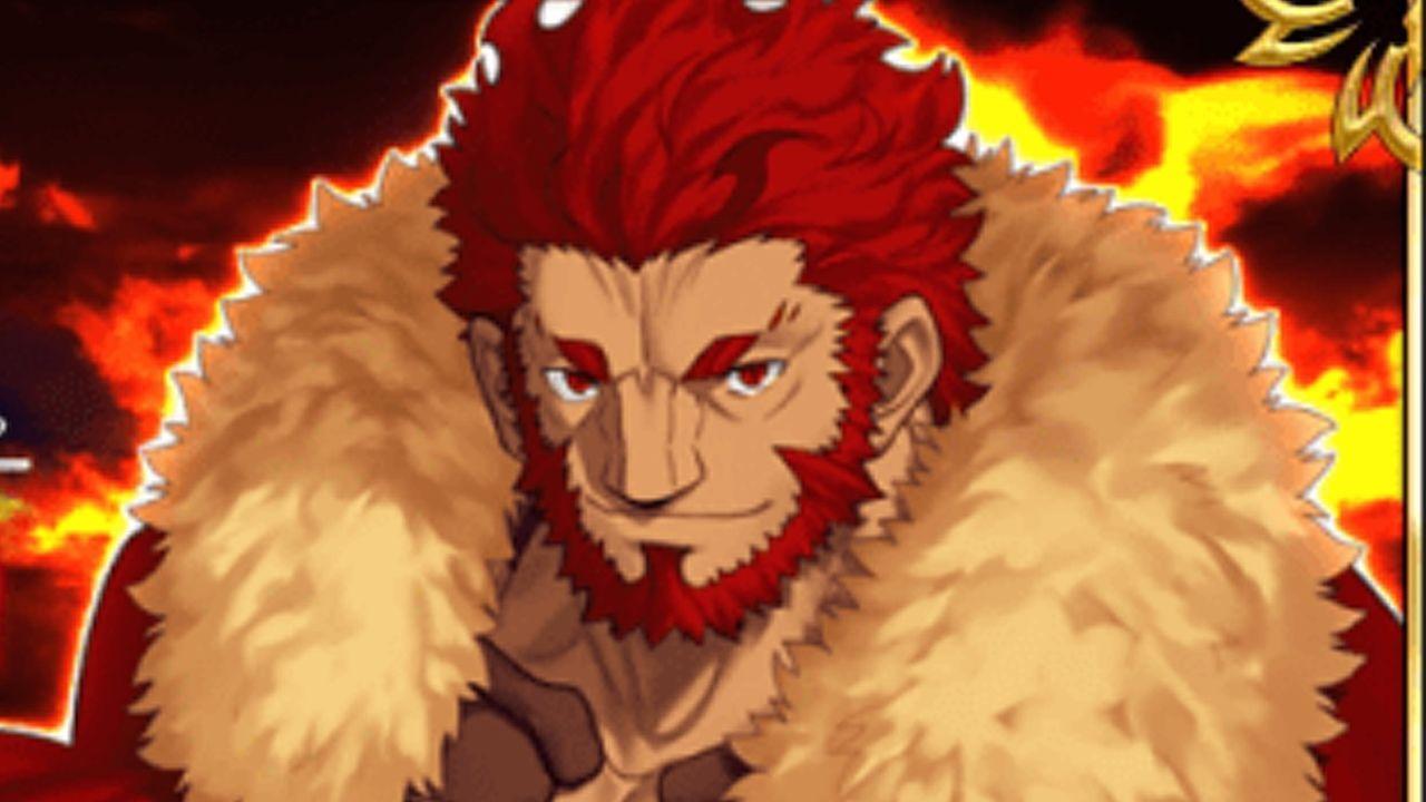 あなたこそ、ボクの王だ。『Fate GO』×『Fate/Zero』イベント開催決定!征服王も!