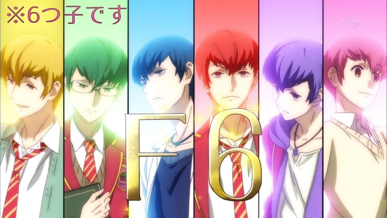 ついに放送開始アニメ『おそ松さん』BD/DVD発売決定!EDテーマに、グッズも続々登場
