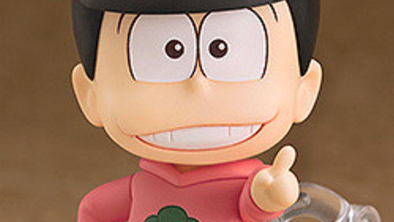 長男登場!『おそ松さん』のねんどろいど 松野おそ松予約受付開始!どうぞお好きな表情を