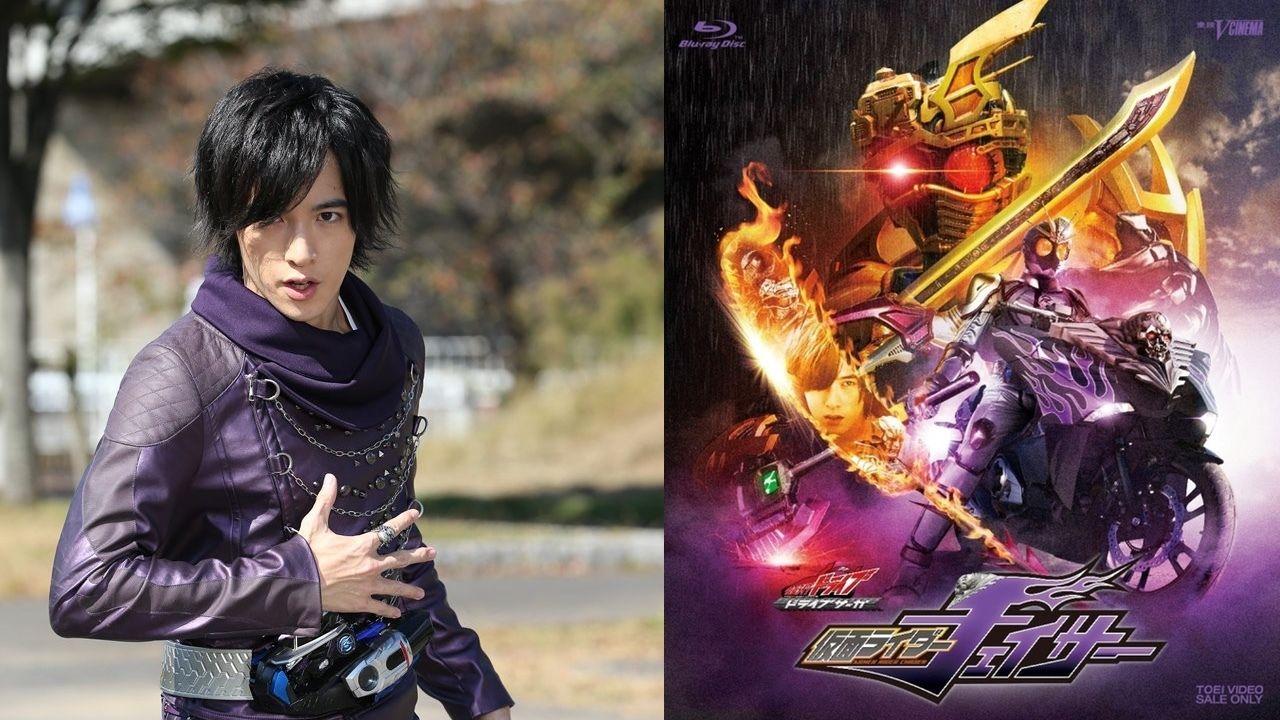 「仮面ライダードライブ」スピンオフ「仮面ライダーチェイサー」がDVD&BD同時首位獲得!
