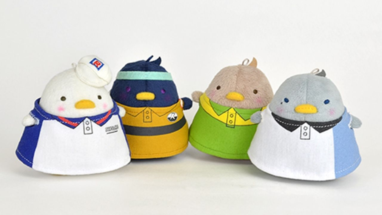 『テニプリ』キャラが手のひらサイズの小鳥に!ちゅんコレから4キャラがマスコットで登場!