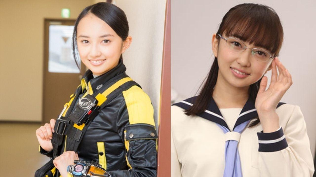 5月1日放送「仮面ライダーゴースト」ゲストにイエローバスターの小宮有紗さん出演!