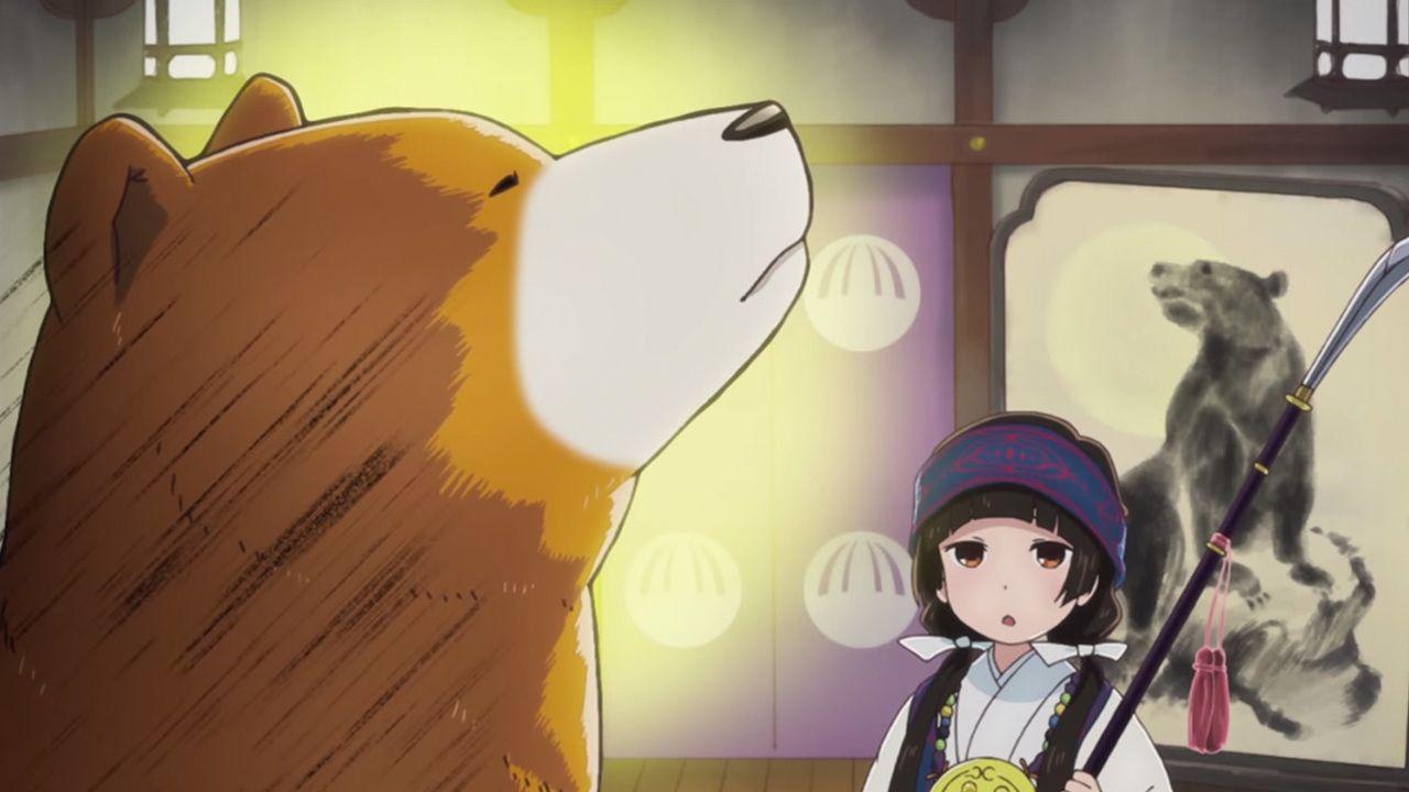 『くまみこ』TVアニメ化決定!キャストに日岡なつみさん、安元洋貴さん