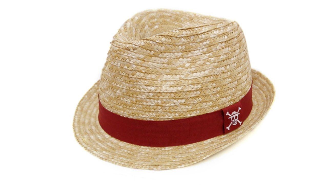 この夏大活躍のアイテム!『ONE PIECE』ルフィの麦わら帽子がオシャレなハットに!