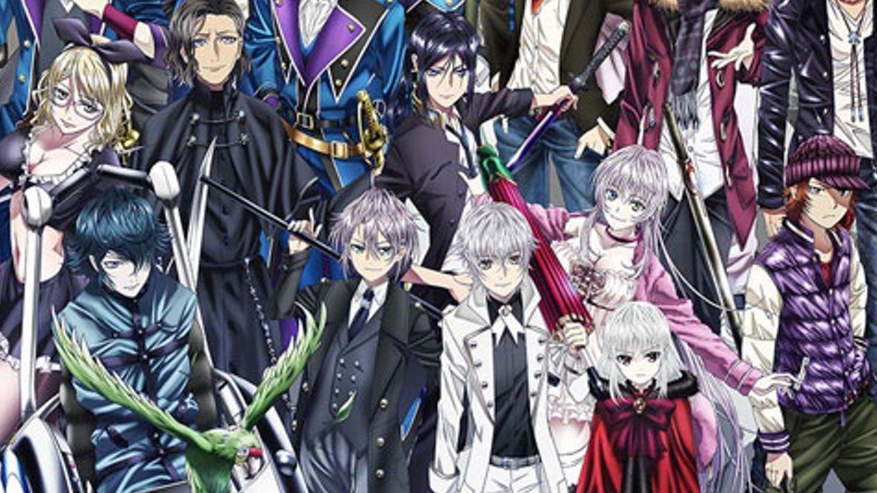 TVアニメ「K RETURN OF KINGS」がGYAO!にて無料配信開始!見逃した人は今がチャンス!
