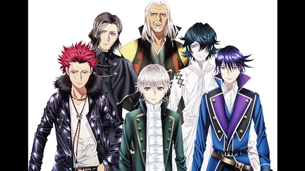 アニメ『K』の新作アニメ「K Seven Stories(7つの物語)」製作決定!Kはまだ終らない!
