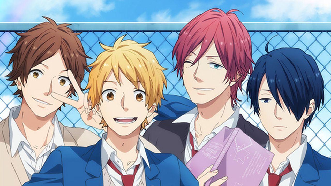 TVアニメ『虹色デイズ』キービジュアル解禁、放送は2016年1月スタート!