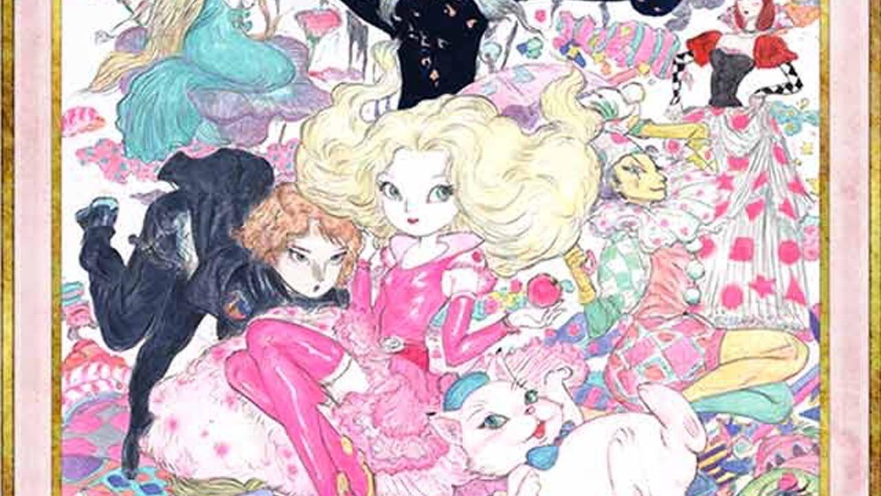女の子向け王道RPG「Toys'Parade」登場!『FF』の天野喜孝さんなど豪華スタッフ参加!
