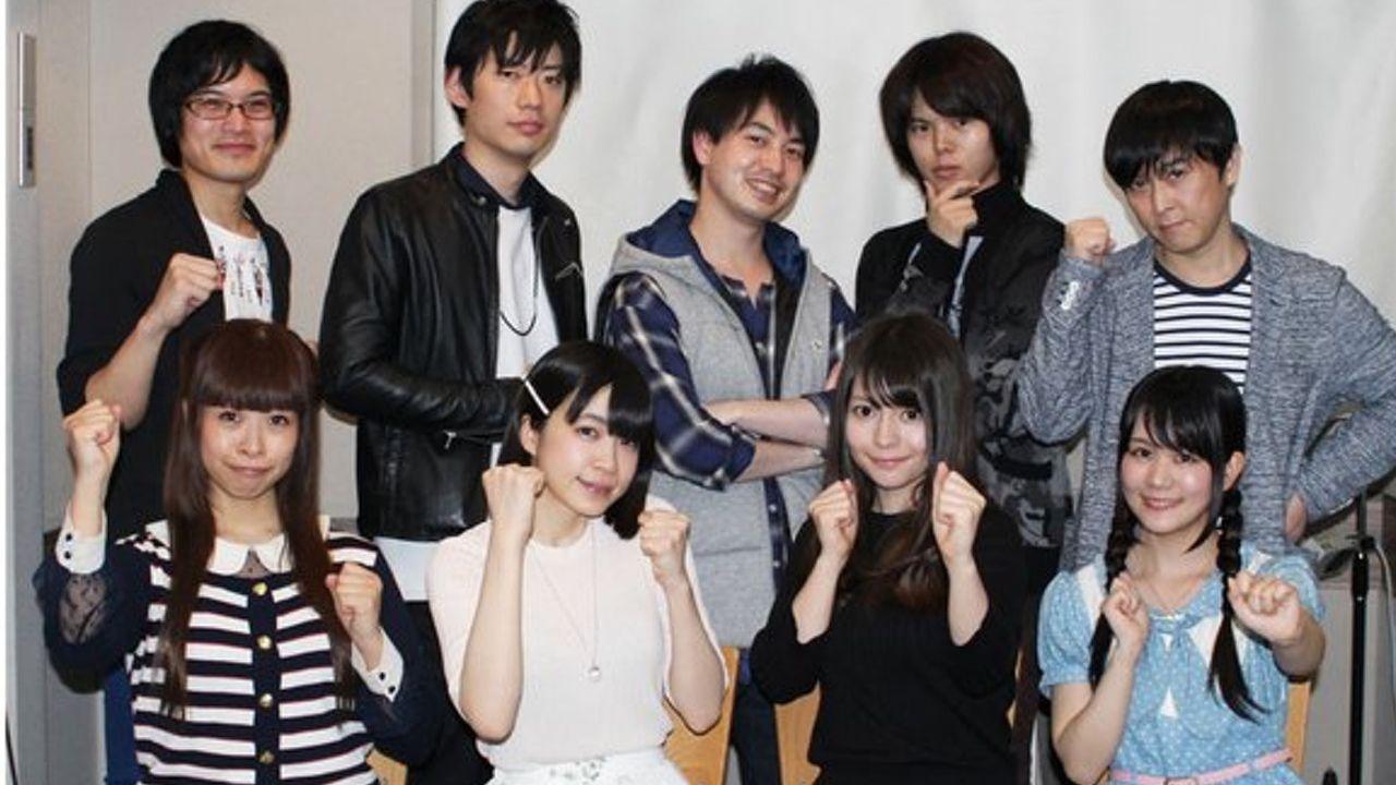 『SKET DANCE』篠原健太先生の新連載はボイス漫画も!小林裕介さんや保志総一朗さんが出演!