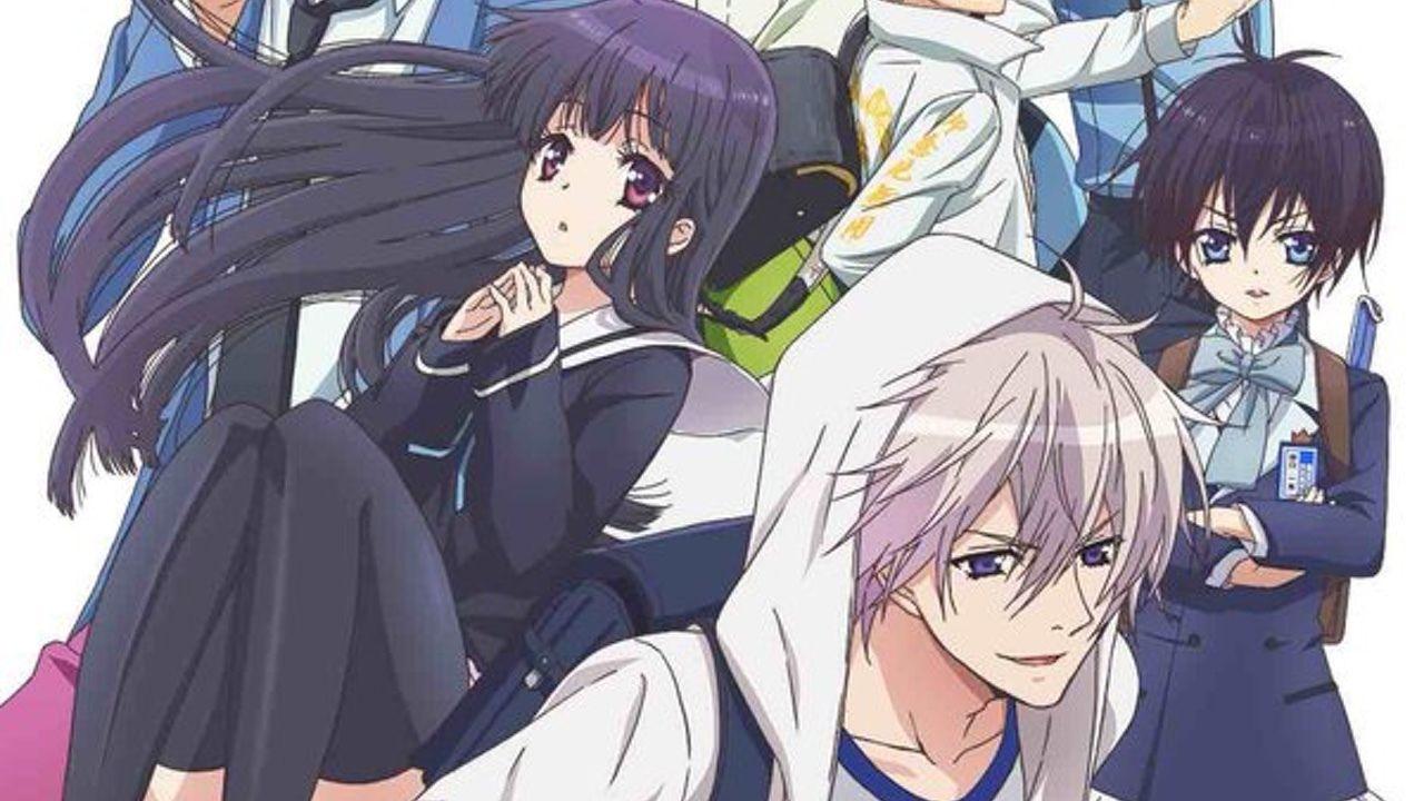 アニメ『初恋モンスター』メインキャラ集結のキービジュアル公開!※半数以上が小学生です