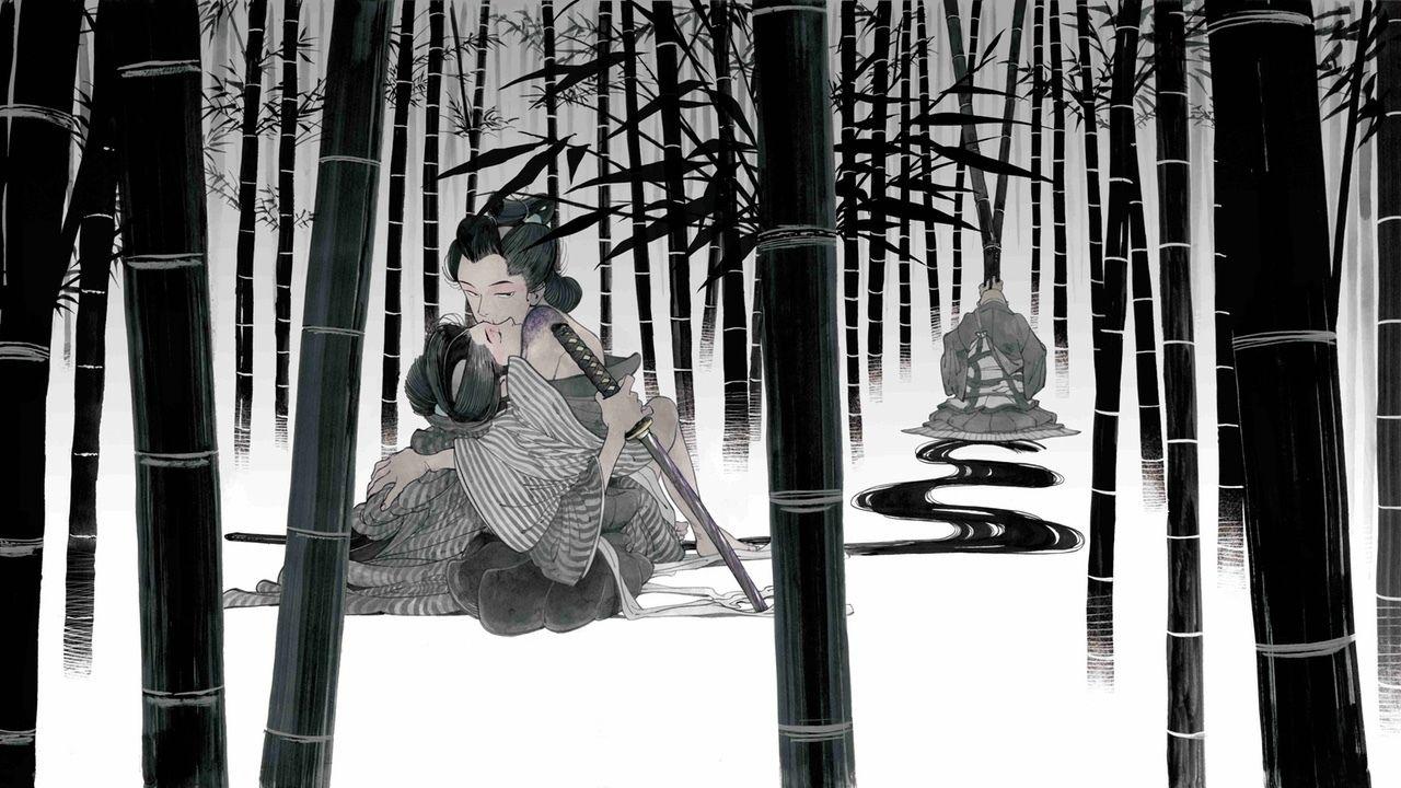 300年以上前の小説がBLアンソロに!井原西鶴の書いた男同士の恋愛小説をコミカライズ化!