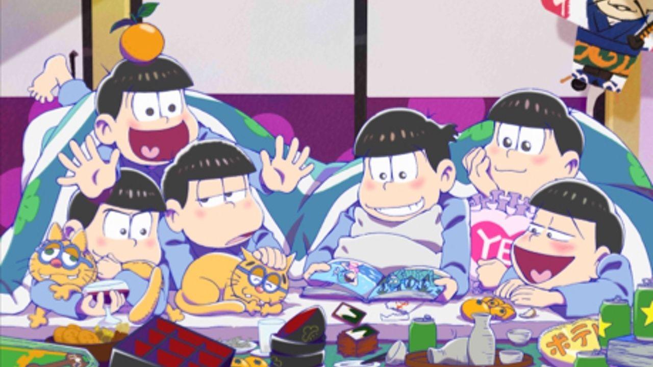 みんなで松野家に泊まれる?サンシャインシティプリンスホテルに『おそ松さん』のコラボルーム登場!