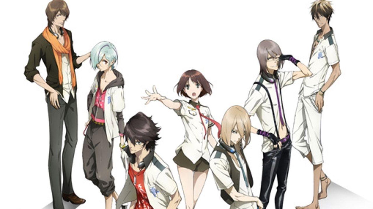夏アニメ『スカーレッドライダーゼクス』放送情報公開!キャスト陣出演の先行上映会も実施