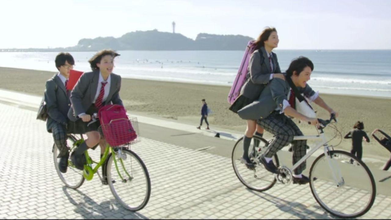 実写版映画『四月は君の嘘』予告編公開!作品の印象的なシーンが実写に!