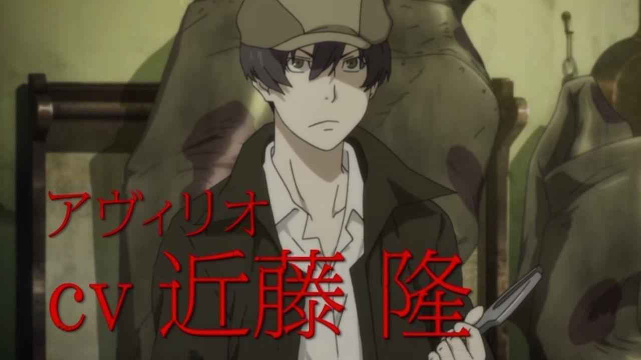夏アニメ『91Days』近藤隆さん、斉藤壮馬さんキャラボイス収録のPV公開!放送間近!